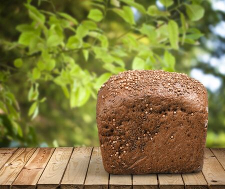 life loaf: Bread. Stock Photo