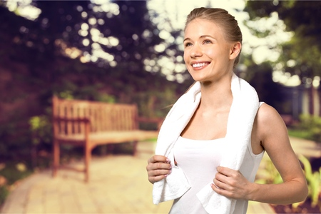 aerobic treatment: Women.