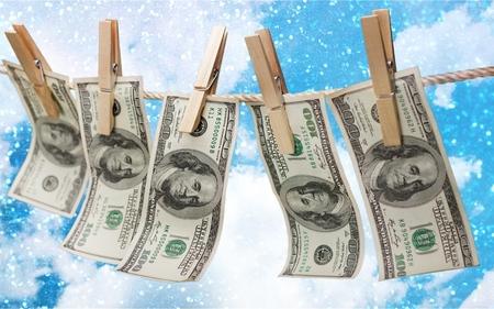 money laundering: Money Laundering.