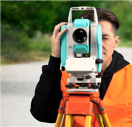 land surveyor: Surveyor.