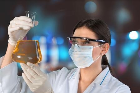 control de calidad: Laboratorio.