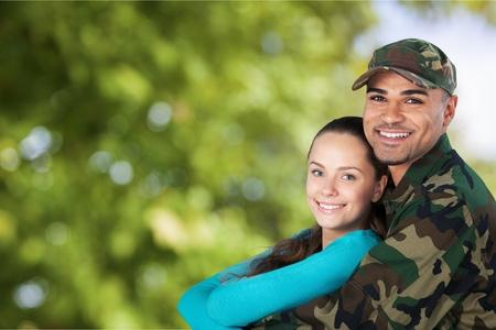 veterans: Military.