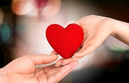 silhouette coeur: Heart Shape. Banque d'images