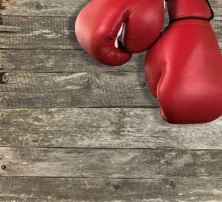 padding: Boxing Glove.