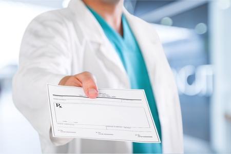 recetas medicas: Prescripción.
