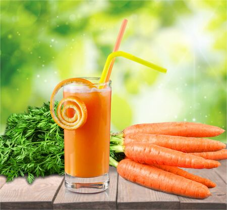 sweet segments: Carrot.