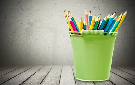 hued: Pencil.
