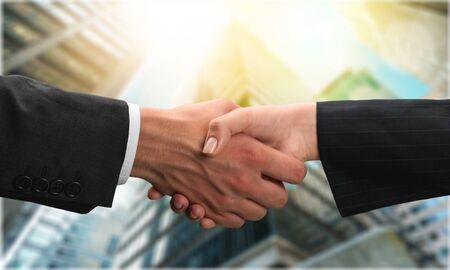 apreton de manos: Apretón de manos.