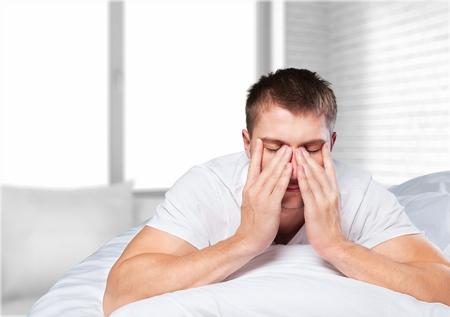 troubles: Sleeping.