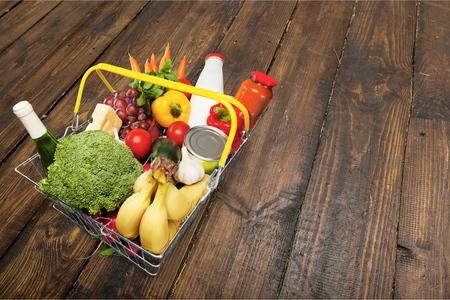 canastas con frutas: Cesta.