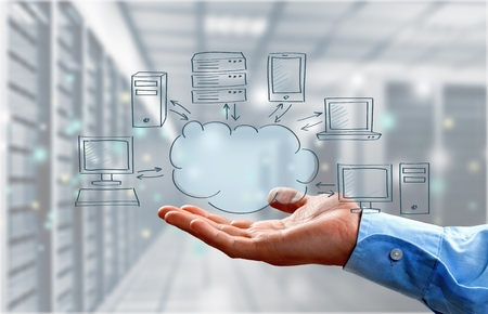 infraestructura: Nube.