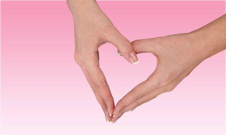 body heart: Heart Shape. Stock Photo