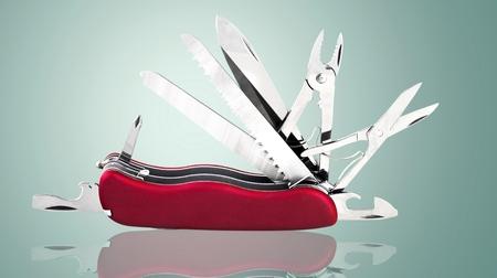 penknife: Penknife.