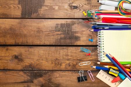 pencil eraser: School.