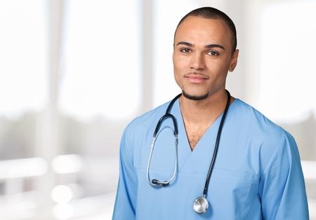 Verpleegkundige.