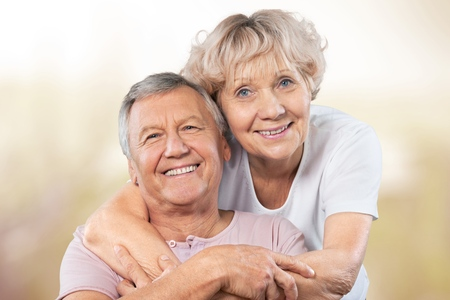 family and home: Senior Adult.