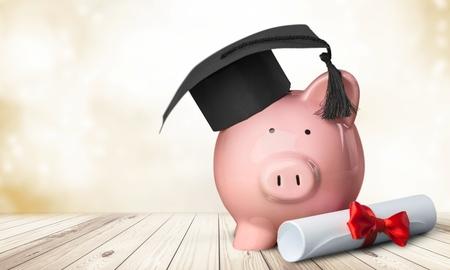 birretes: Graduación.
