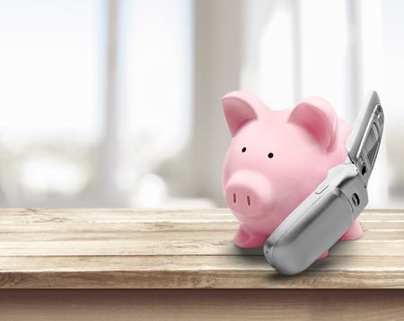 piggy bank: Banking. Stock Photo