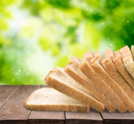 crust crusty: Bread. Stock Photo