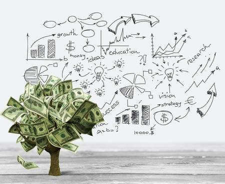 business money: Money Tree.