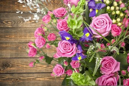 bouquets: Flower.