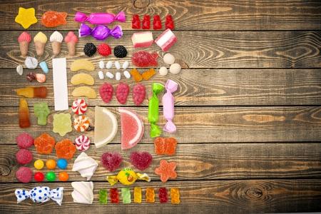 taffy: Candy.