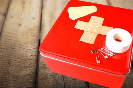 kit: First Aid.