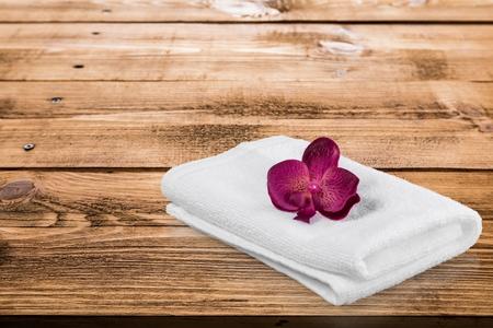 mental object: Towel.