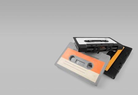 audio: Audio Cassette.