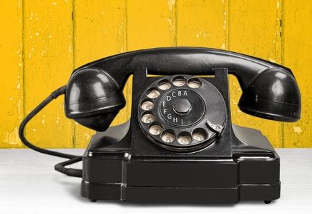 bakelite: Telephone.