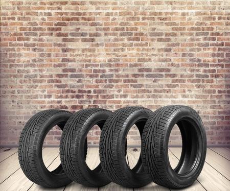 tire: Tire. Stock Photo