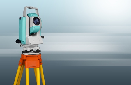 tacheometer: Surveyor.