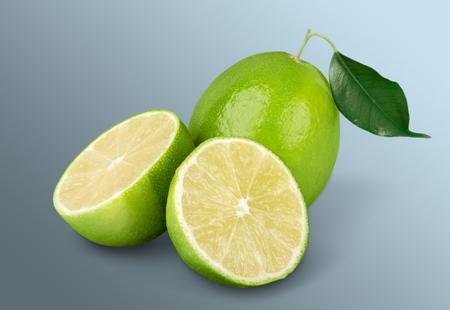 whitespace: Lime. Stock Photo