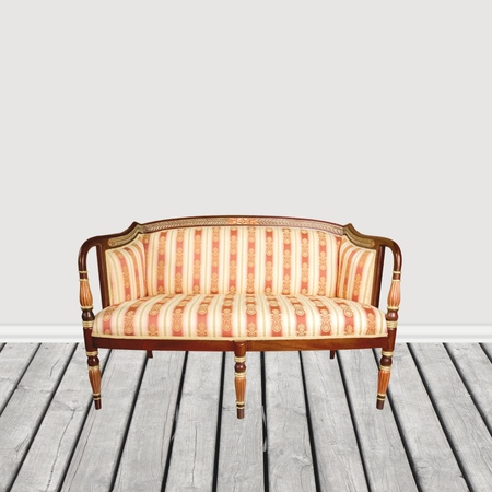 upper class: Sofa.