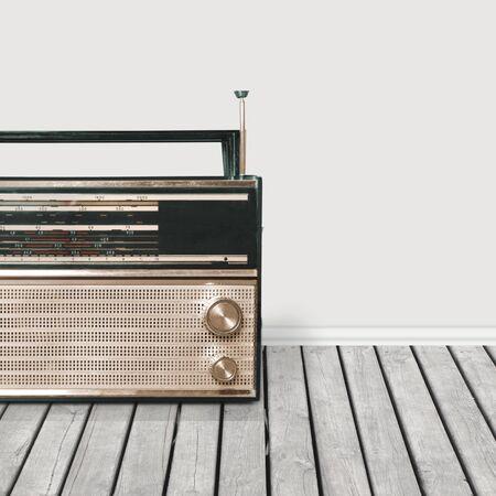 radiogram: Radio.