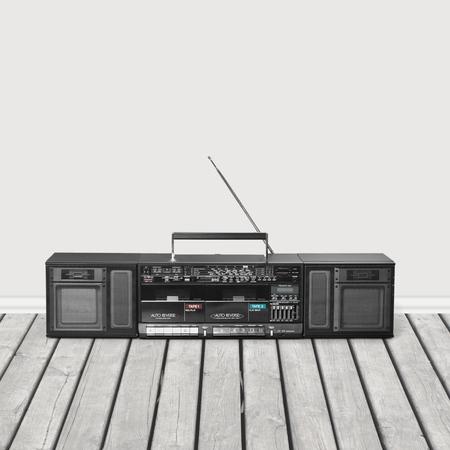 bakelite: Radio.