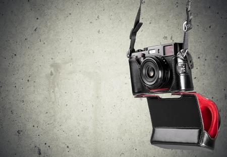 strap: Camera.
