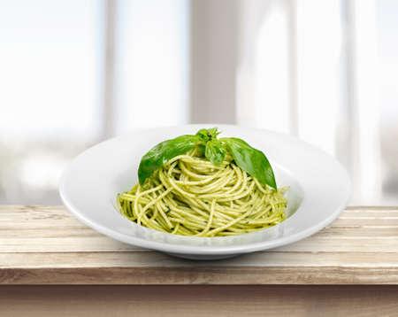 diet dinner: Pasta.