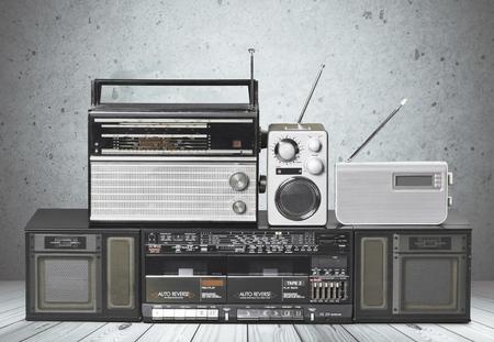 teenagers only: Radio.