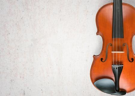 classical music: Violin.