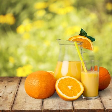 natural juices: Juice. Stock Photo
