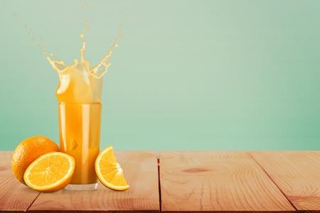 juice: Orange Juice.