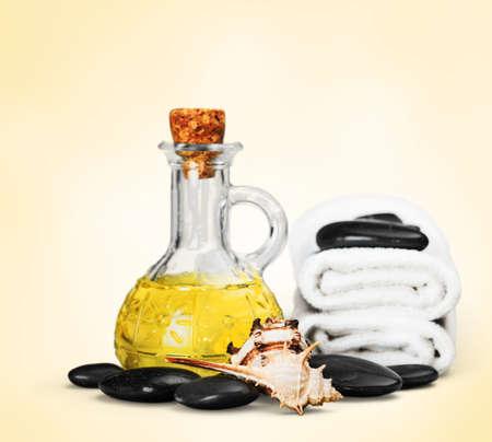 body oil: Spa Treatment.