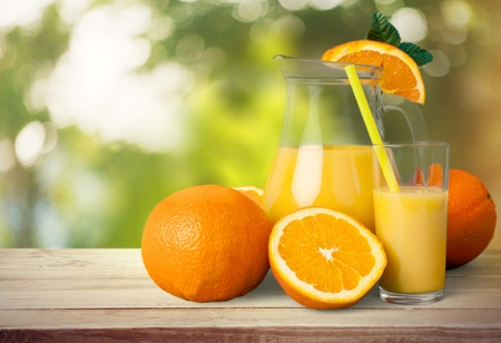 Juice. Stock Photo