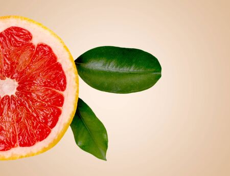 cut outs: Blood Orange.