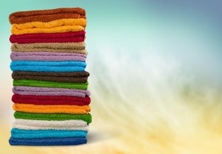 color therapist: Towel.