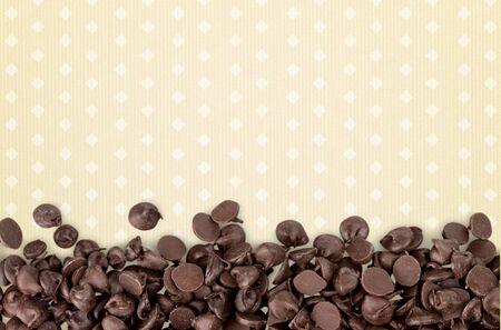 chocolate chip: Chocolate.