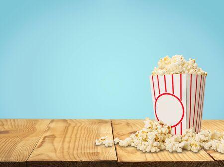 palomitas de maiz: Palomitas.
