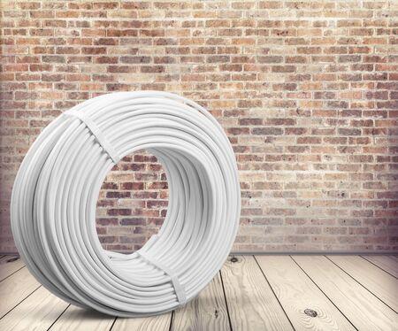 descriptive color: Cable.
