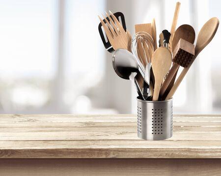 kitchen utensil: Kitchen Utensil. Stock Photo
